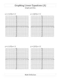 medium to large size of linear equations worksheet math e2 80 93 fjaasw club the graph