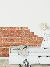 3D Brick Wallpaper Malta : Red Brick ...