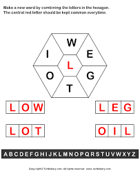 answer make words using letters w e g t o i l
