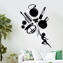 Buy <b>decor stickers beauty</b> salon shop and get free shipping on ...
