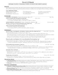 Masters Degree Resume Sample Sample Resume Masters Degree Resume