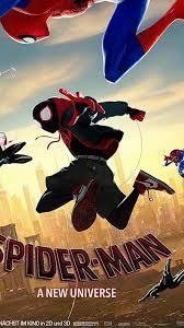 Spider Man Into the Spider Verse 2018 ...