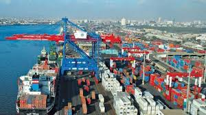 Coastal Container line Vessel Calls at KICT
