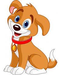 ᐈ dog cute drawing stock drawings