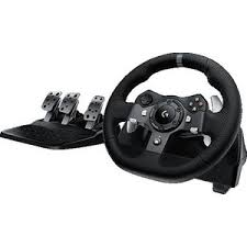 Руль Logitech G920 Driving Force (941-000123) | www.3amed.ru