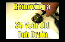 how to repair bathtub drain bathtub drain gasket changing bathtub drain bathroom lovely idea how to how to repair bathtub drain