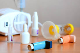 Image result for asthma treatment images