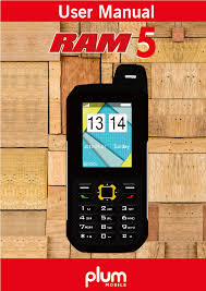 Plum Ram 5 User Manual E500 En