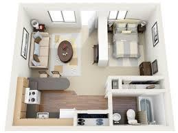 Big Design Ideas for Small Studio Apartments | Studio apartment, Girly and  Apartments