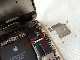 iPhone 6 disassembly, screen replacement and repair
