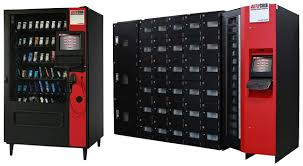 Vending Machines For Industrial Supplies