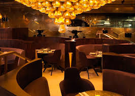 restaurants lighting. tom dixon completes clectic restaurant in paris restaurants lighting