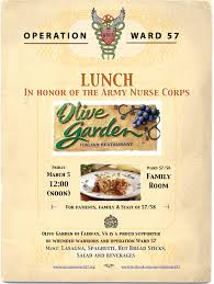 no lunch items sold at olive garden on weekends the dis
