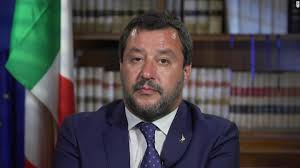 Usually is called in this way by some leftist media but i. Italy S Salvini Defends Crackdown Of Migrant Rescue Ships Cnn Video