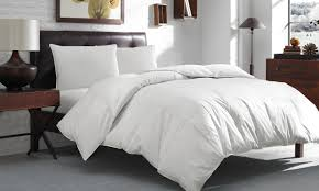caring for down comforters