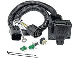 home towing trailer wiring kits ford f150 2004 ford f150 heritage heritage wire harness 118242 tekonsha replacement wiring harness for the ford f 150 f250 rh truckspring com