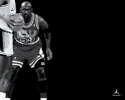 Michael Jordan Black And White ...