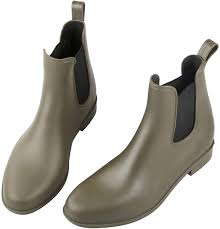 Boots └ women's shoes └ women └ clothes, shoes & accessories all categories antiques art baby books, comics & magazines business, office chelsea boots for women. Amazon Com Chelsea Boots Waterproof Boots Women On Ankle Rain Boots In Raining Days Ankle Bootie