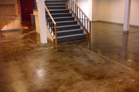 Kemiko Color Chart Kemiko Concrete Floor Stain Application Photo