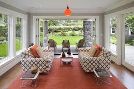 Plain Modern Sunroom Decorating Ideas For Living Room Oaksenhamcom In Impressive Design