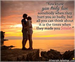Truly Love Quotes Stunning You Know You Truly Love Somebody Love Quotes Cards