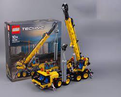 Review Lego: Chiếc xe Cần Cẩu phiên bản 2020 Technic 42108 - Mobile Crane - Đồ  Chơi Trẻ Em Nhập Khẩu Cao Cấp