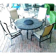 outdoor furniture with fire pit table fire pit table accessories st outdoor round fire pit table