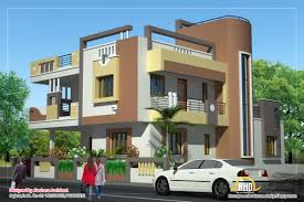 buat testing doang 4 floor building design west facing duplex house plans with elevation