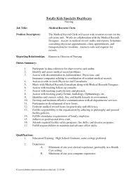 Transportation Clerk Resume Examples Internationallawjournaloflondon