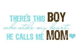 Little Boy Quotes Amazing Mommys Little Boy Quote Quote Number 48 Picture Quotes