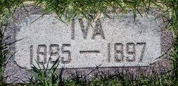 Iva Mann (1895-1897) - Find A Grave Memorial