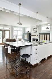 french kitchen island transitional terracotta studio intended for inspirations 2