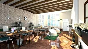 office industrial. Industrial Style Office Design Contemporary In This For A