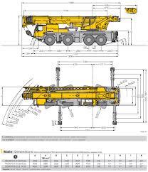 90 Ton Liebherr Ltm 1090 All Terrain Mobile Crane