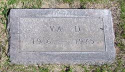 Iva D. Tucker Harding (1917-1975) - Find A Grave Memorial