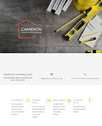 Cameron Design And Construction Cameron Construction Uk