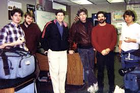 A classic group - Patrick Ruth, Keith McManus, Dean, Tom F… | Flickr