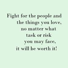 Quotes About Fighting For Love Custom Fighting For Love Quotes Classy Quotes About Fighting For The One