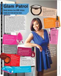 how to get featured in a magazine makeup artist tip
