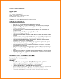 Electrical Technician Resume Sample Electrician Resume Examples Elegant Plc Electrician Cover Letter 42