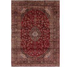 9 7 x 13 4 kashan persian rug