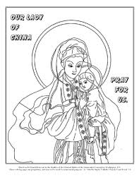 In our next bible alphabet coloring page, j is for jesus welcoming the little children. St John The Baptist Roman Catholic Church Front Royal Va 540 635 3780