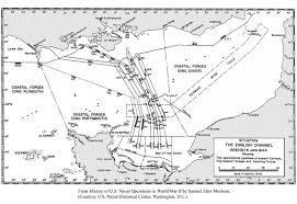 Uss Corry Dd 463 D Day Invasion Overview