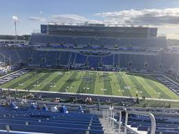 Kroger Stadium Seating Chart Kroger Field Section 206 Rateyourseats Com