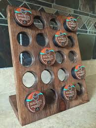 k cup holders keurig kcup holder coffee organizer k cup by blackdogdesignco more k cup holder k cup