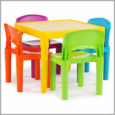 Childrens Plastic Table And Chairs Tesco