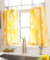 Kitchen Curtain Patterns Adorable Diy Home Decor Cafe Curtains Kitchen Curtain Patterns Exlog Kitchen