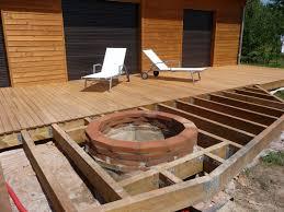 Construction D Une Terrasse En Bois Construction D Une Jardini Re