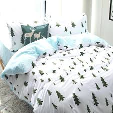 forest duvet cover cotton forest bedding set home bed sheets forest duvet cover comforter sets twin forest duvet cover