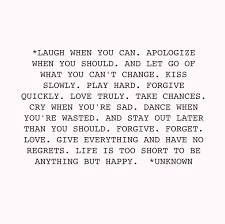 Arts Life Is Too Short Quotes Pretty Tumblr Quote About